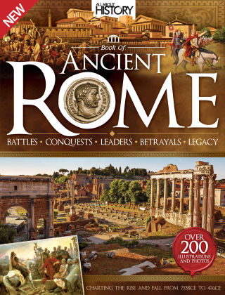 All About History Book of Ancient Rome Volume 1 Revised