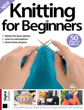 Knitting for Beginners 14th Edition