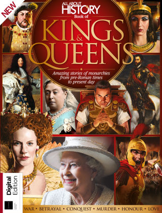 All About History Book Of Kings & Queens 11th Edition