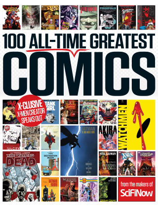 The 100 All-Time Greatest Comics 1st Revised Edition