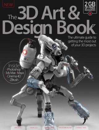 The 3D Art & Design Book Volume 4