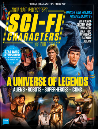 The 100 Greatest  Sci-Fi Characters