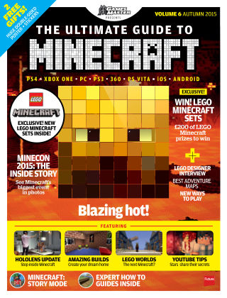 The Ultimate Guide Minecraft Vol 6