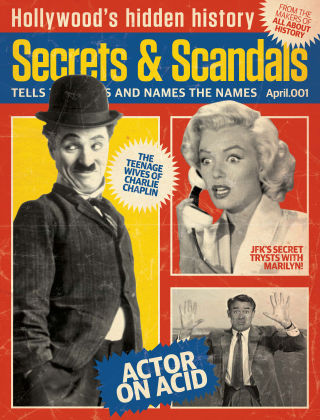 Hollywood's Hidden History Secrets & Scandals 1st Edition