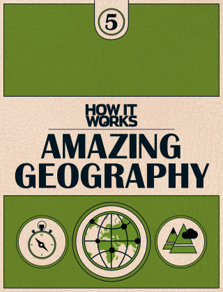 How It Works Book Of Amazing Geography 1st Edition