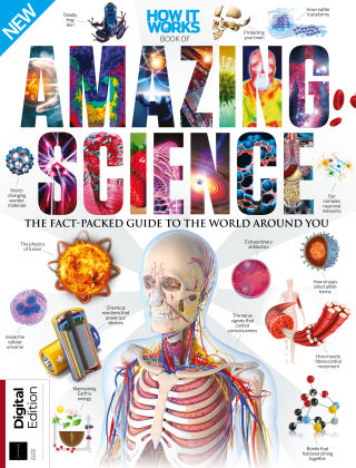 How It Works Book of Amazing Science 2nd Edition
