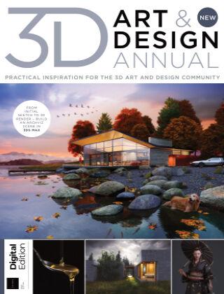 The 3D Art & Design Annual Volume 6