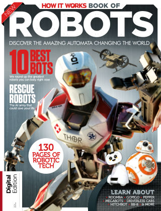 How It Works Book Of Robots 5th Edition