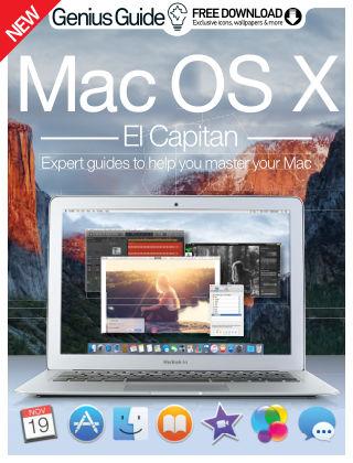 Mac OSX El Capitan Genius Guide 1st Edition