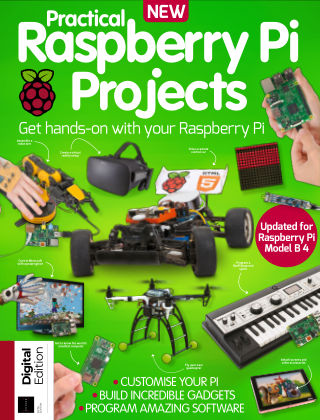 Practical Raspberry Pi Projects 5th Edition
