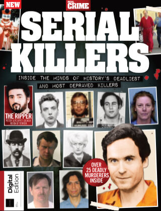 Real Crime Book Of Serial Killers Sixth Edition