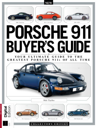 Porsche 911 Buyer's Guide 4th Edition