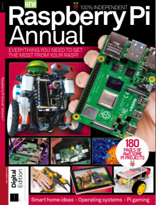 Raspberry Pi Annual Volume 7