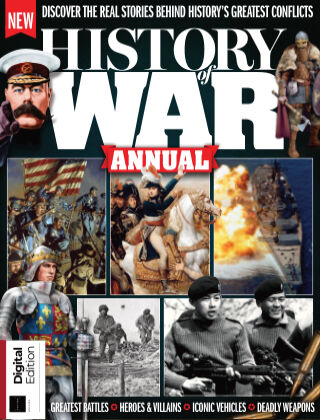 History of War Annual Volume 6