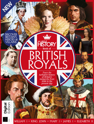 All About History Book of British Royals 8th Edition