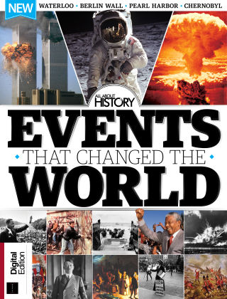 All About History Book of Events That Changed The World Fifth Edition