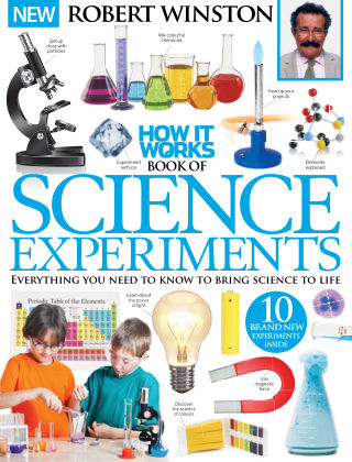 How It Works Book of Science Experiments 2nd Edition