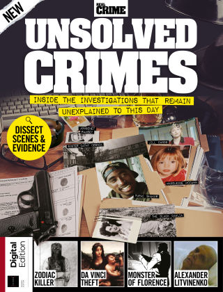Real Crime Book of Unsolved Crimes 4th Edition
