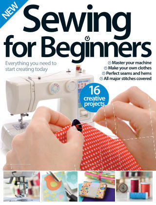 Sewing for Beginners 2nd Edition