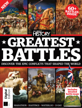 All About History Book of Greatest Battles Tenth Edition