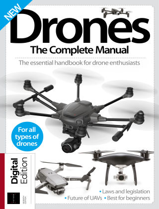 Drones The Complete Manual Seventh Edition