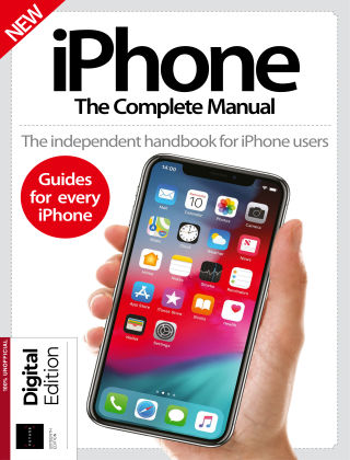 iPhone The Complete Manual 16th Edition