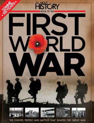All About History Book of The First World War 3rd Edition