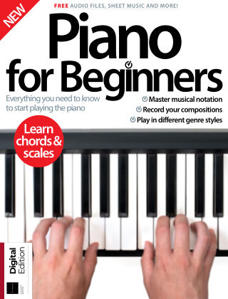Piano For Beginners 11th Edition