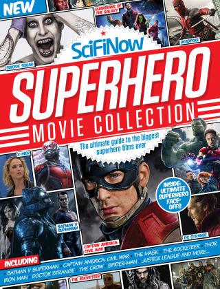 SciFiNow Superhero Movie Collection 4th Edition