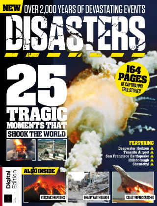 All About History - Book Of Disasters 3rd Edition