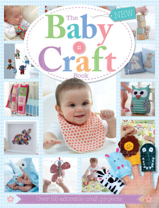 The Baby Craft Book 1st Edition
