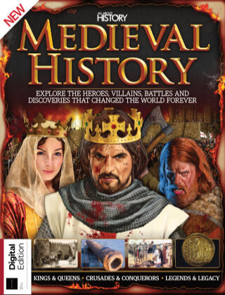 All About History - Book Of Medieval History Fifth Edition