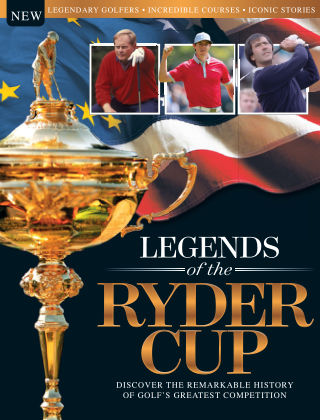 Legends Of The Ryder Cup 1st Edition