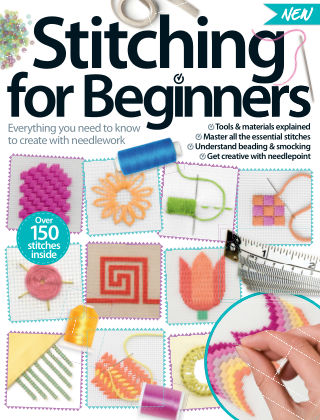 Stitching For Beginners 1st Edition