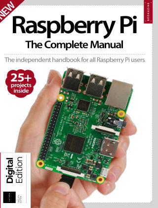 Raspberry Pi: The Complete Manual Issue 01