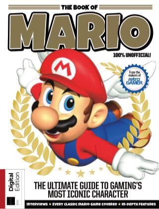 Retro Gamer: Book of Mario Fourth Edition