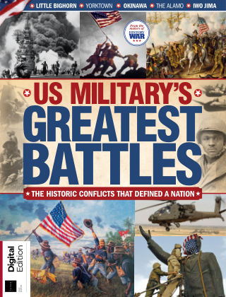 History of War - US Military's Greatest Battles First Edition