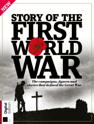 All About History - Story of the First World War 4th Edition