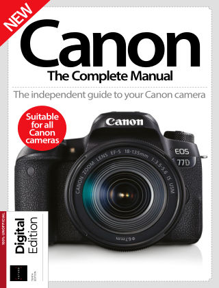 Canon: The Complete Manual Tenth Edition
