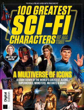 100 Greatest Sci-Fi Characters of All Time 5th Edition