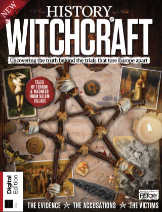 All About History - History of Witchcraft Fourth Edition