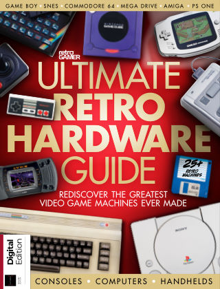 The Ultimate Retro Hardware Guide 2nd Edition
