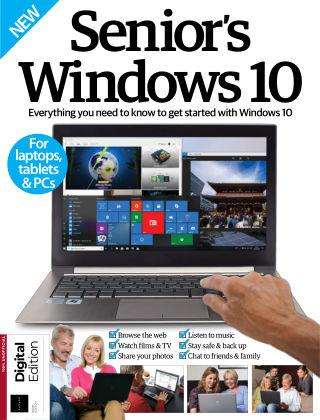 Senior's Edition Windows 10 6th Edition