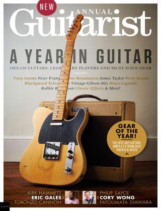 Guitarist Annual 2021 Edition