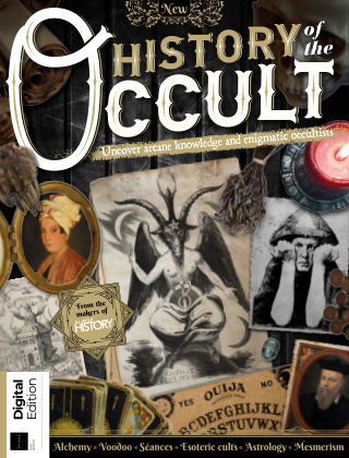 All About History - History of the Occult 1st Edition