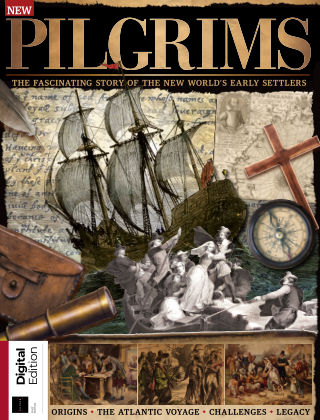 All About History - Book of the Pilgrims 1st Edition