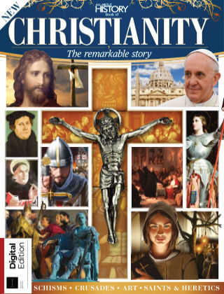 All About History - Book of Christianity Fourth Edition