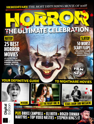 The Ultimate Guide to Horror 3rd Edition