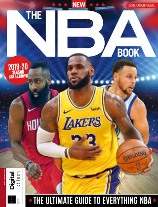 The NBA Book 2nd Edition