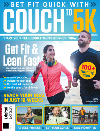 Get Fit Quick with Couch To 5K Second Edition